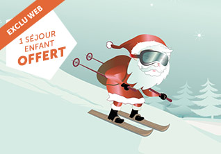 Exclu Web : Noël au ski