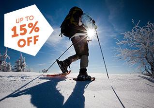 Ski in January - Book early
