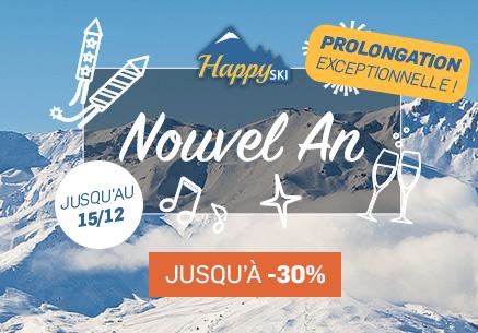 Nouvel An au ski - Happyski