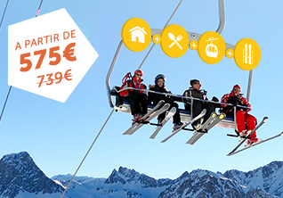 Ski tout compris Vacances de Février